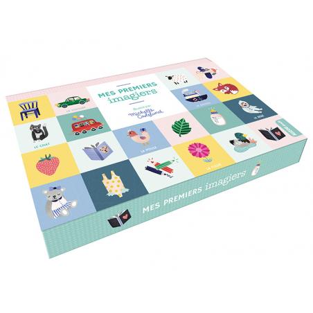 Acheter Mes premiers imagiers - Michelle Carlslund - 19,95€ en ligne sur La Petite Epicerie - 100% Loisirs créatifs