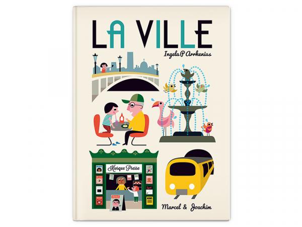 Acheter Livre La ville - Ingela P Arrhenius - 24,00€ en ligne sur La Petite Epicerie - 100% Loisirs créatifs