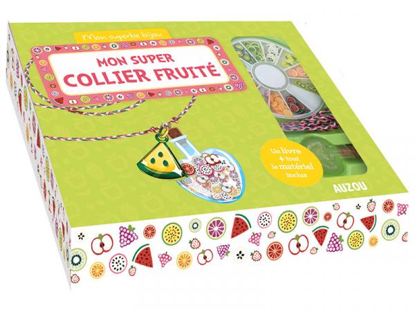 Acheter Coffret créatif Ma fiole multifruits - Mathilde Paris Shiilia - 7,95€ en ligne sur La Petite Epicerie - Loisirs créa...