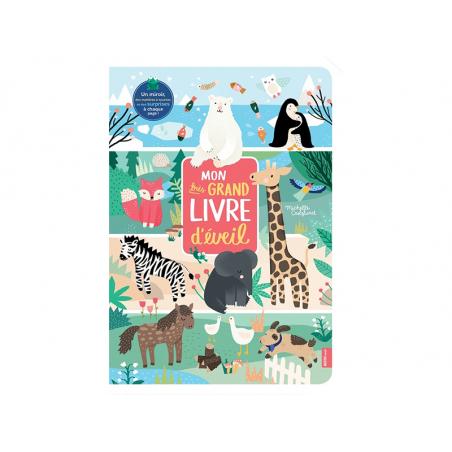 Acheter Mon très grand livre d'éveil - les saisons - Michelle Carlslund - 24,95€ en ligne sur La Petite Epicerie - Loisirs c...