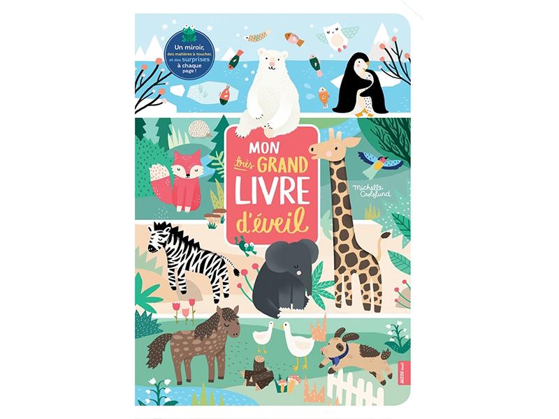 Acheter Mon très grand livre d'éveil - les saisons - Michelle Carlsund - 24,95€ en ligne sur La Petite Epicerie - 100% Loisi...