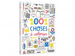 Acheter Livre 1001 choses à colorier de Steffie Brocoli - 14,95€ en ligne sur La Petite Epicerie - 100% Loisirs créatifs