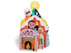 Acheter Livre Imagier Noël - Ingela P Arrhenius - 7,50€ en ligne sur La Petite Epicerie - 100% Loisirs créatifs