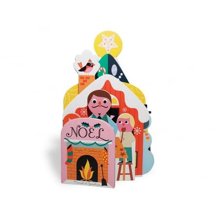 Acheter Livre Imagier Noël - Ingela P Arrhenius - 7,50€ en ligne sur La Petite Epicerie - Loisirs créatifs