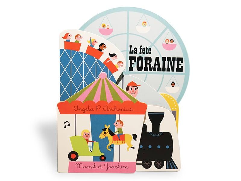 Acheter Livre Imagier La Fete Foraine Nouvelle Edition Ingela P Arrhenius En Ligne