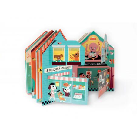 Acheter Livre Bienvenue à jolieville - Ingela P Arrhenius - 15,90€ en ligne sur La Petite Epicerie - 100% Loisirs créatifs