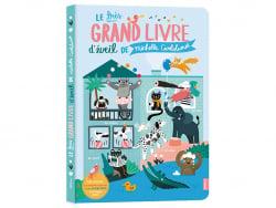 Acheter Le très grand livre d'eveil de Michelle Carlslund - 24,95€ en ligne sur La Petite Epicerie - 100% Loisirs créatifs