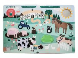 Acheter Le très grand livre d'eveil de Michelle Carlslund - 24,95€ en ligne sur La Petite Epicerie - Loisirs créatifs