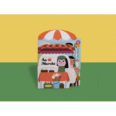 Acheter Livre Imagier Au marché - Ingela P Arrhenius - 7,50€ en ligne sur La Petite Epicerie - Loisirs créatifs