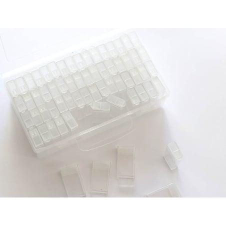 Acheter La Mallette et ses 64 boîtes Tic Tac - 15,49€ en ligne sur La Petite Epicerie - Loisirs créatifs
