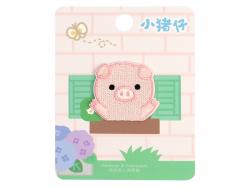 Acheter Patch thermocollant - petit cochon mignon - 2,99€ en ligne sur La Petite Epicerie - 100% Loisirs créatifs