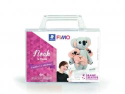 Acheter Kit Fimo - Malette Noah le Koala - figurine à modeler - 13,99€ en ligne sur La Petite Epicerie - Loisirs créatifs
