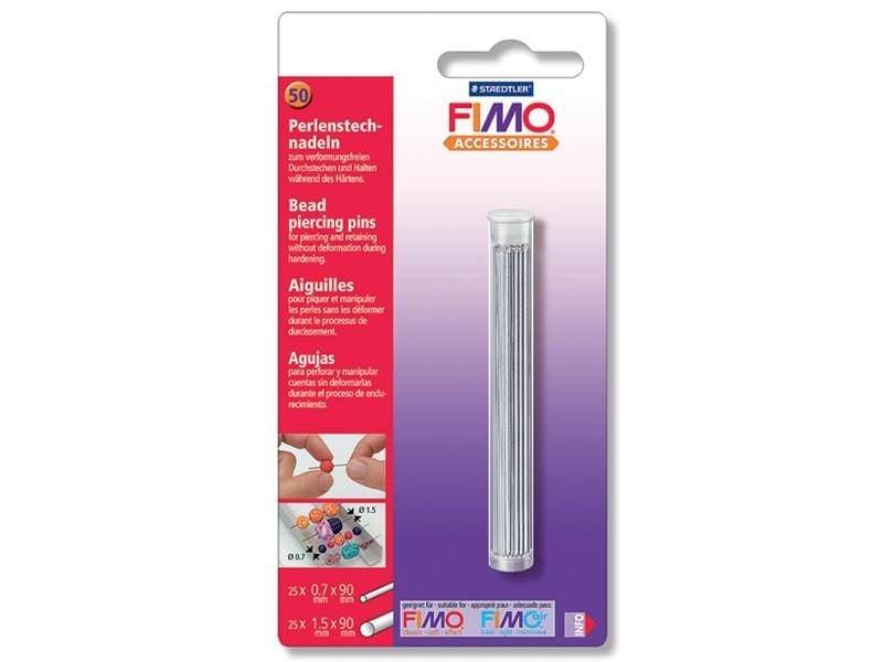 Set de 50 aiguilles pour pâte FIMO