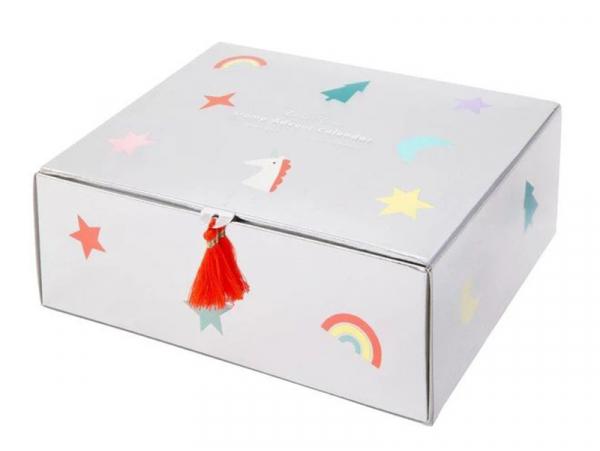 Acheter Calendrier de l'Avent - Tampon Encreur Univers Licorne - Meri Meri - 23,99€ en ligne sur La Petite Epicerie - 100% L...