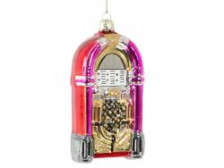 Acheter Suspension de Noël - Jukebox rétro - Sass & Belle - 4,29€ en ligne sur La Petite Epicerie - Loisirs créatifs
