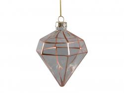 Acheter Suspension de Noël Terrarium Cuivre - Sass & Belle - 3,29€ en ligne sur La Petite Epicerie - 100% Loisirs créatifs