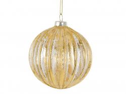 Acheter Boule de Noël transparente et lignes dorées - Sass and Belle - 2,19€ en ligne sur La Petite Epicerie - 100% Loisirs ...