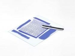 2 Fimotexturplatten - Orientalisch