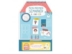 Acheter Mon premier semainier à animer - Maryse Guittet - 17,50€ en ligne sur La Petite Epicerie - Loisirs créatifs