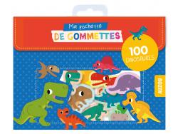 Acheter Pochette de 100 gommettes- dinosaures - Mr Iwi - 3,95€ en ligne sur La Petite Epicerie - Loisirs créatifs
