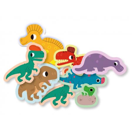 Acheter Pochette de 100 gommettes- dinosaures - Mr Iwi - 3,95€ en ligne sur La Petite Epicerie - 100% Loisirs créatifs