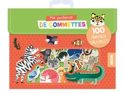 Acheter Pochette de 100 Gommettes - Animaux sauvages - Editions Auzou - 3,95€ en ligne sur La Petite Epicerie - 100% Loisirs...