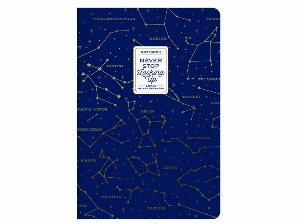 Acheter Cahier A5 - Constellations - 3,39€ en ligne sur La Petite Epicerie - 100% Loisirs créatifs