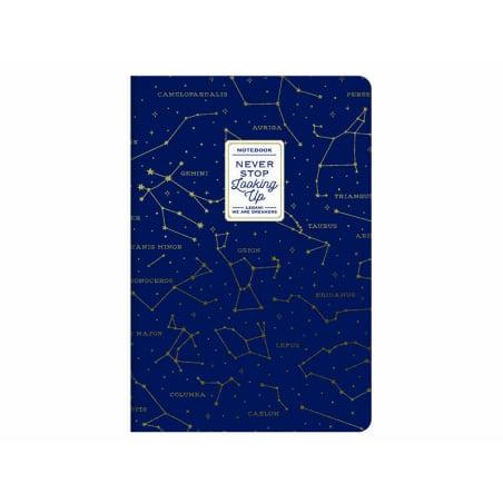 Acheter Cahier A5 - Constellations - 3,39€ en ligne sur La Petite Epicerie - Loisirs créatifs