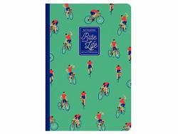 Acheter Cahier A5 - Cyclistes - 3,39€ en ligne sur La Petite Epicerie - Loisirs créatifs