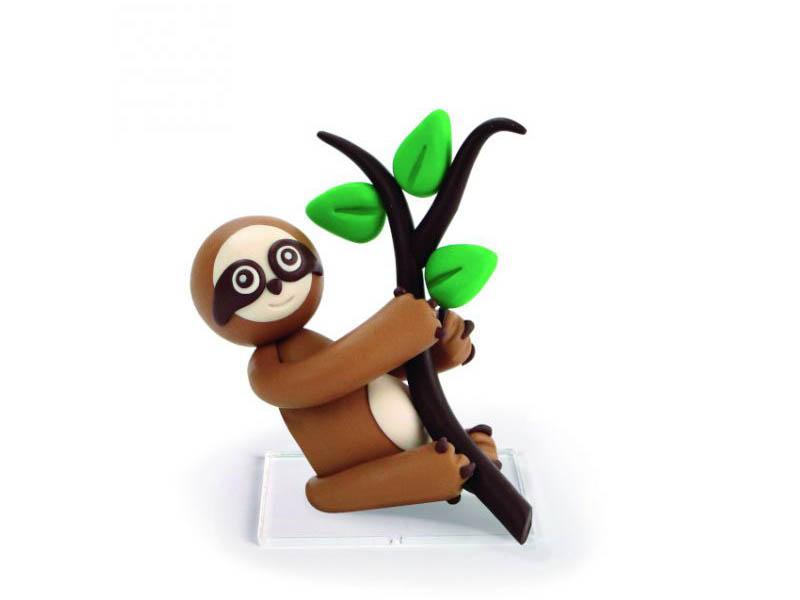 Acheter Kit Fimo - Malette Flapi le paresseux - figurine à modeler - 13,99€ en ligne sur La Petite Epicerie - Loisirs créatifs