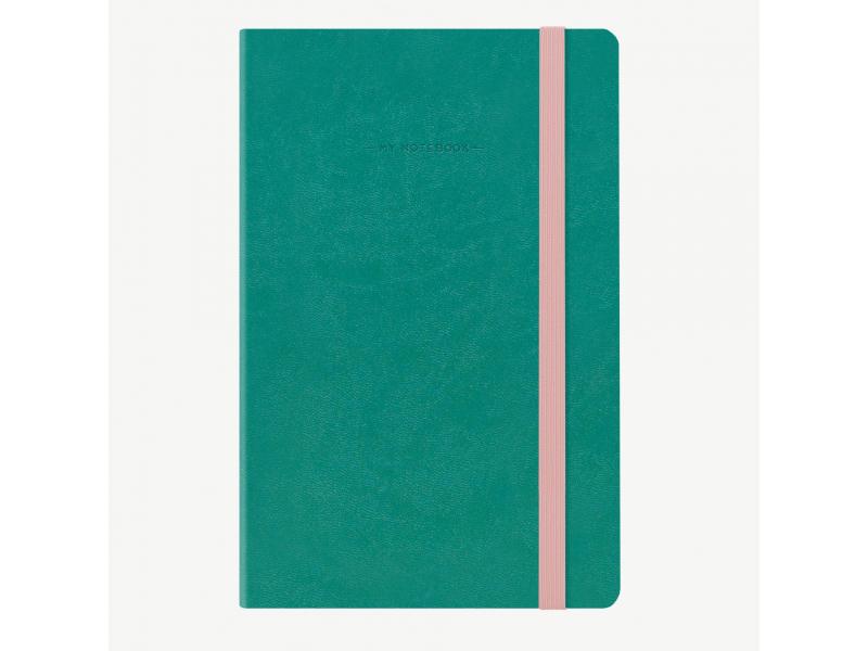 Acheter Carnet à pointillés - Turquoise - Legami - 14,79€ en ligne sur La Petite Epicerie - 100% Loisirs créatifs
