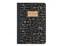 Acheter Cahier A5 Be Smart - noir et doré - Legami - 3,39€ en ligne sur La Petite Epicerie - Loisirs créatifs