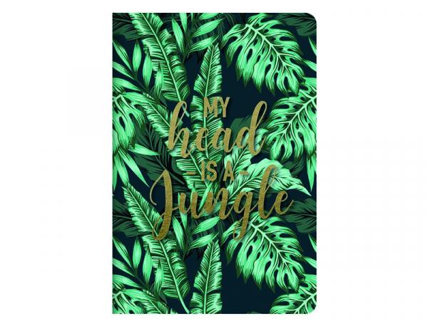 Acheter Cahier A5 - Jungle - 3,39€ en ligne sur La Petite Epicerie - Loisirs créatifs