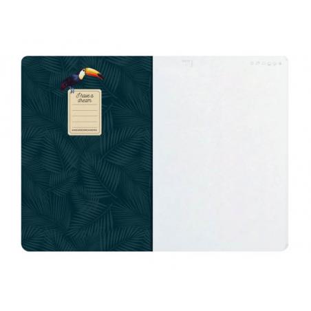 Acheter Cahier A5 - Toucans - 3,39€ en ligne sur La Petite Epicerie - Loisirs créatifs