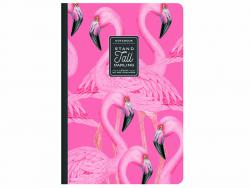 Acheter Cahier A5 - Flamants roses - 3,39€ en ligne sur La Petite Epicerie - Loisirs créatifs