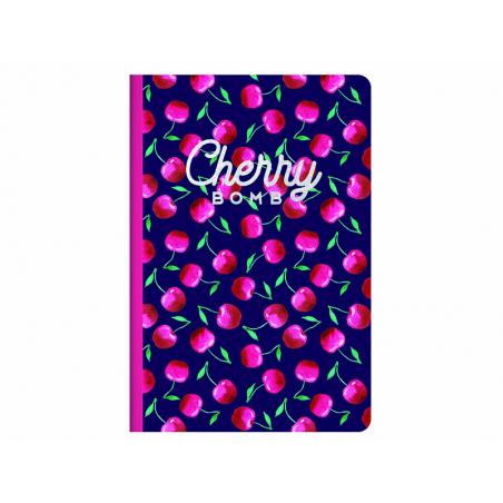 Acheter Cahier A5 - Cerises - 3,39€ en ligne sur La Petite Epicerie - 100% Loisirs créatifs