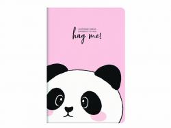 Acheter Cahier A5 - Panda Rose Câlin - 3,39€ en ligne sur La Petite Epicerie - 100% Loisirs créatifs