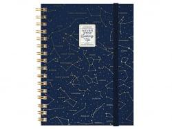 Acheter Carnet A5 à spirale - Constellations - 6,79€ en ligne sur La Petite Epicerie - 100% Loisirs créatifs
