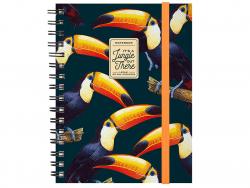 Acheter Carnet A5 à spirales - Toucans - 6,79€ en ligne sur La Petite Epicerie - 100% Loisirs créatifs