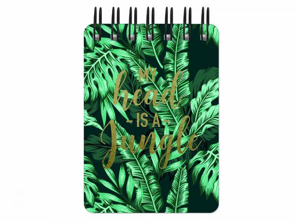 Acheter Mini carnet à spirale - Jungle - 4,49€ en ligne sur La Petite Epicerie - Loisirs créatifs