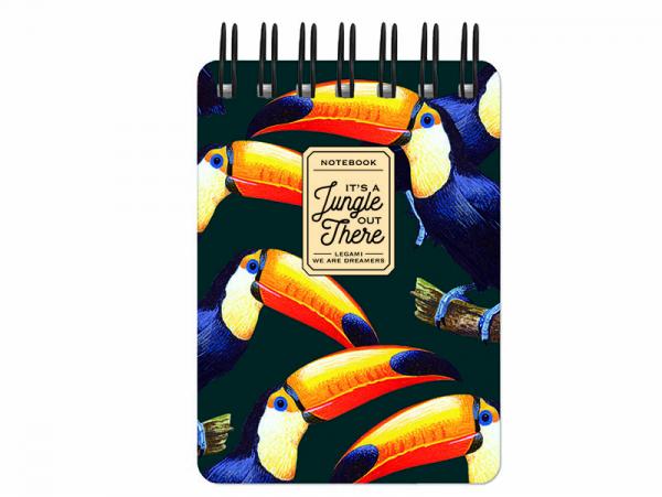 Acheter Mini carnet à spirale - Toucans - 4,49€ en ligne sur La Petite Epicerie - 100% Loisirs créatifs