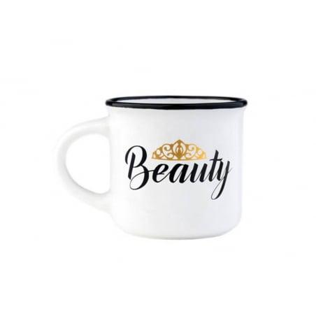 Acheter Mini tasses en porcelaine - Beauty and the beast - 10,99€ en ligne sur La Petite Epicerie - Loisirs créatifs