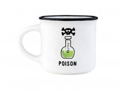 Acheter Mini tasses en porcelaine - Poison & antidote - 10,99€ en ligne sur La Petite Epicerie - 100% Loisirs créatifs