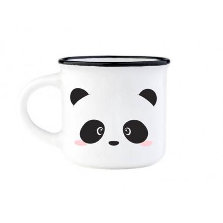 Acheter Mini tasses en porcelaine - Panda - 10,99€ en ligne sur La Petite Epicerie - 100% Loisirs créatifs
