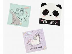 Acheter Set de 3 aimants fantaisie - 5,59€ en ligne sur La Petite Epicerie - Loisirs créatifs