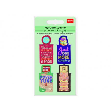 Acheter Marque-pages magnétiques - Thème Voyages - 3,39€ en ligne sur La Petite Epicerie - Loisirs créatifs