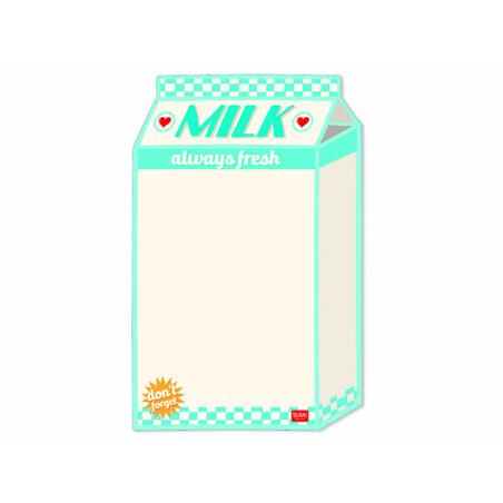 Acheter Tableau blanc magnétique Bouteille de lait - Legami - 9,99€ en ligne sur La Petite Epicerie - Loisirs créatifs