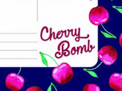 Acheter Tapis de souris en papier et bloc-notes / motif cerises - 6,79€ en ligne sur La Petite Epicerie - 100% Loisirs créatifs