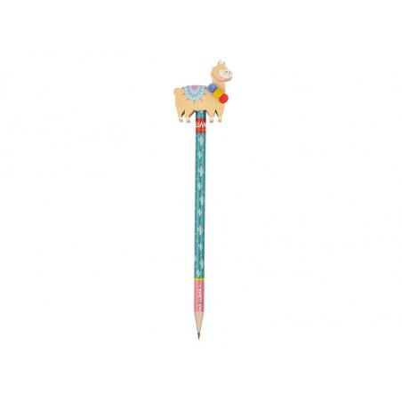 Acheter Crayon à papier avec gomme Lama - Legami - 3,49€ en ligne sur La Petite Epicerie - Loisirs créatifs