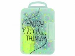 Acheter Mini set de papeterie - Enjoy the little thing - Legami - 6,79€ en ligne sur La Petite Epicerie - Loisirs créatifs
